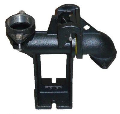 Spúšťacie zariadenie pre kalové čerpadlo s kolenom DN 50