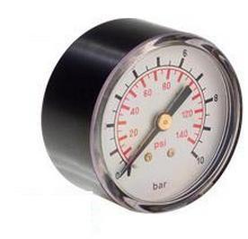 """Manometer do 10 barov s axiálnym vývodom 1/4"""""""