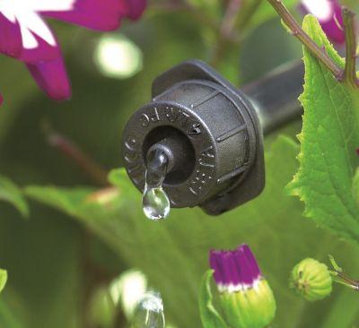 Mikro-závlaha pre vyvýšené záhony a kvetináče.