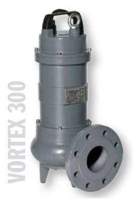 Kalové čerpadlo VORTEX 300 DT/400V